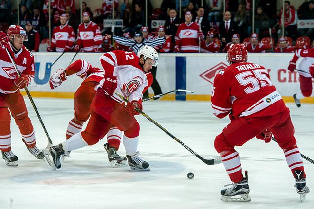 Хоккейный клуб спартак москва официальный игры ночные клубы москвы лучшее