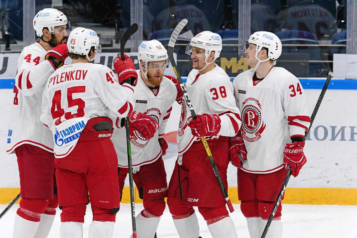Хоккейный клуб витязь москва ночной клуб обнинск резиденция
